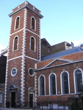 St. Thomas's Church SE1