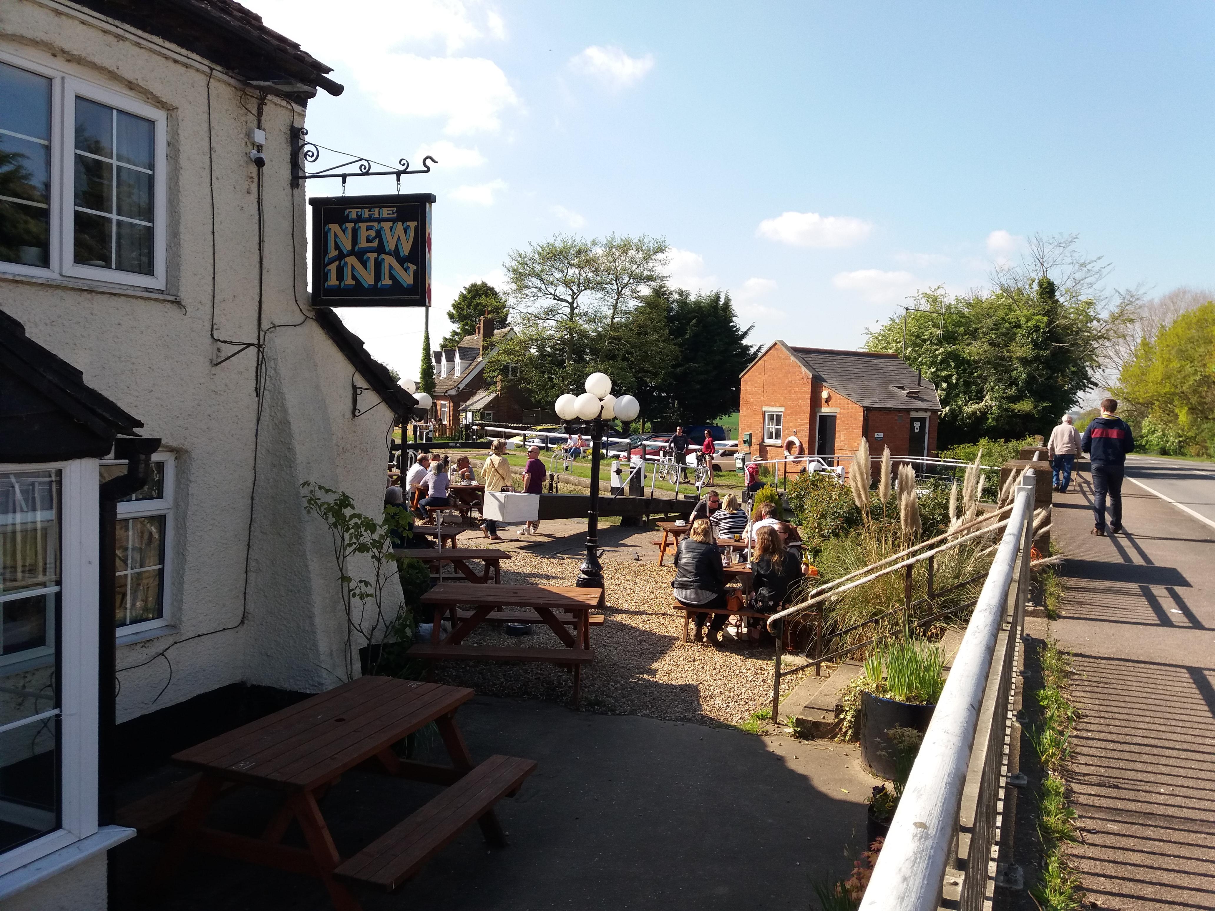 New Inn, Buckby Wharf, Northamptonshire
