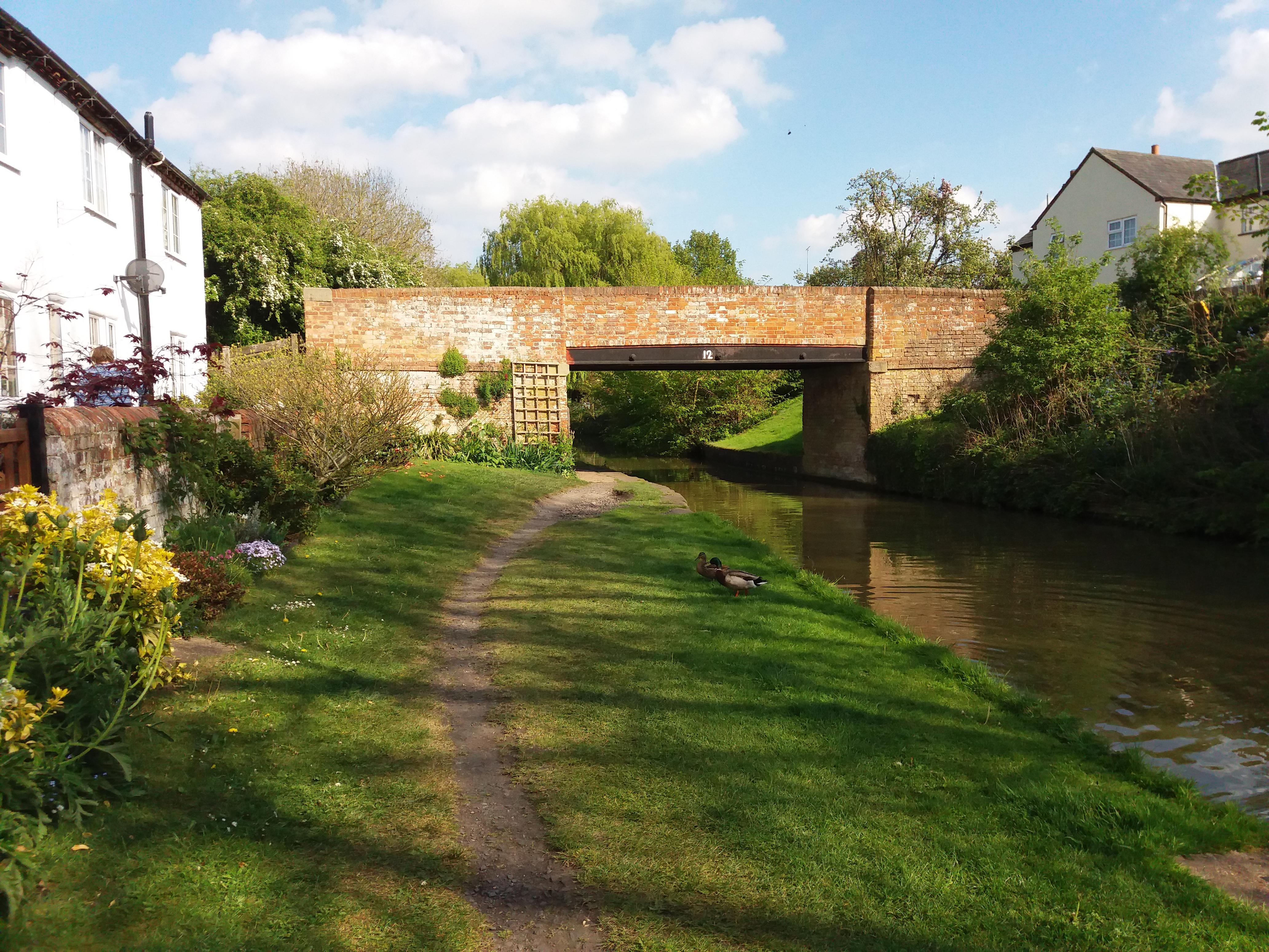 Canalside, Watford, Northamptonshire