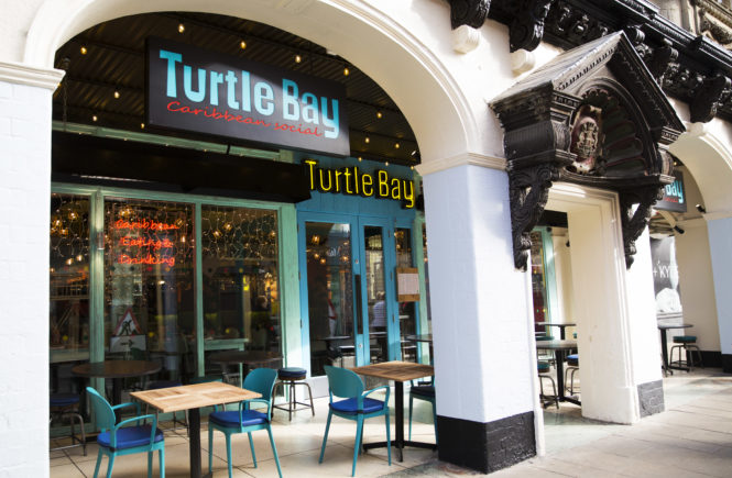 turtle Bay frontage Northampton