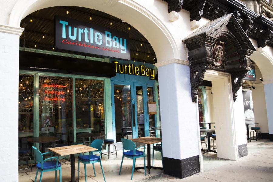 turtle Bay frontage Northampton
