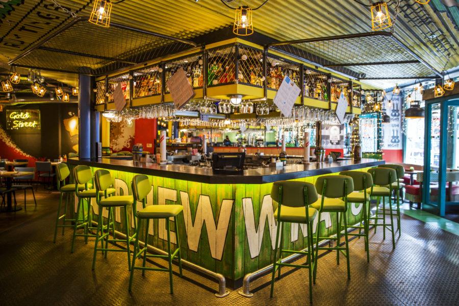 turtle bar bar Northampton